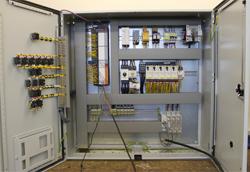 Concrete Plant Automation - Motor Control Centre
