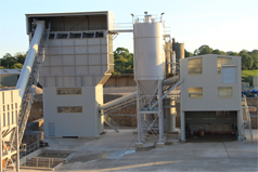 Readymix Concrete Batching Plant